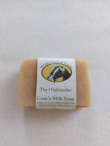 The Highlander Goat's Milk Soap