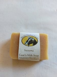 Satsuma Goat's Milk Soap