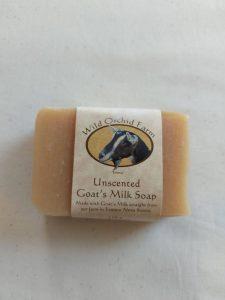 Unscented Goat's Milk Soap