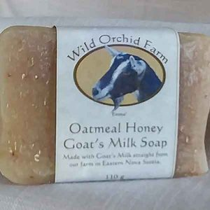 Wild Orchid Farm - Oatmeal Honey