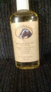 Wild Orchid Farm - Bath & Body Oil
