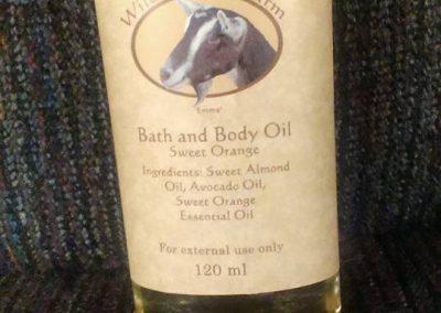 Wild Orchid Farm - Bath & Body Oil