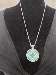 Cape Breton Tartan Necklace