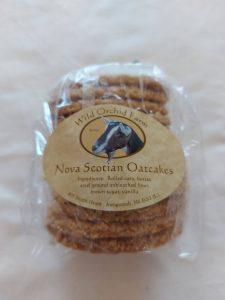 Nova Scotia Oatcakes