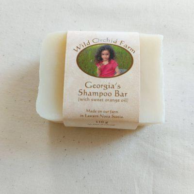 Sweet Orange Shampoo
